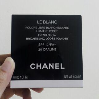 Chanel香奈兒 珍珠光感淨白防曬蜜粉 SPF10 PA+
