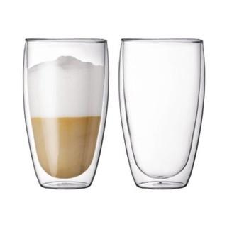 雙層玻璃杯 耐熱手工玻璃杯 蛋形雙層杯 保溫隔熱 辦公居家用水杯 雙層咖啡果汁杯 保溫隔熱杯