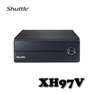 含稅附發票  Shuttle浩鑫 XH97V Slim薄型電腦準系統