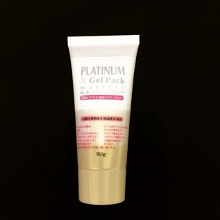 Platinum Gel Pack 日本進口白金去角質撕式面膜