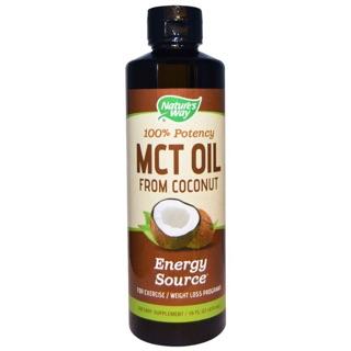 {美國正品}現貨防彈咖啡MCT Oil ♥有現貨不用等♠Nature's Way, MCT油 生酮飲食