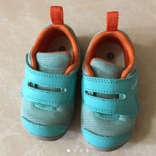 Combi 13.5cm學步鞋