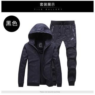 nike外套 nike套裝 Nike運動服 耐吉外套 運動外套 連帽外套 運動套裝 男套裝 休閒套裝 加厚外套 長袖套裝