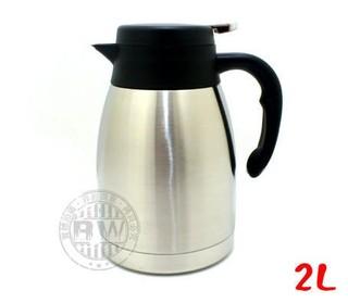 2059生活居家館_韓製寶馬牌真空保溫壺2L【SHW-KB-2000】304不銹鋼保冷保溫瓶 咖啡壺 茶壺