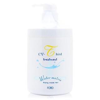 【瞬間護髮】日本 FORD CV-T水細胞修護霜750g 針乾燥髮適用
