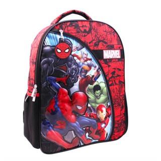"""美國加州好物代購 Marvel Avengers 復仇者聯盟 無限之戰16""""兒童後背包 書包 遠足包 過夜包 生日禮"""
