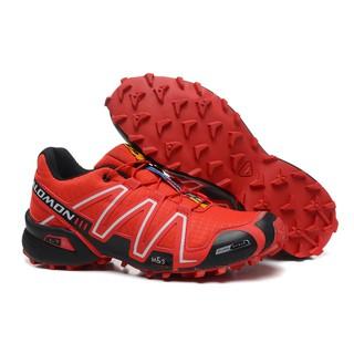 歐美代購所羅門戶外鞋防水鞋越野跑鞋男女鞋Salomon Speed Cross 3 CS時尚百搭