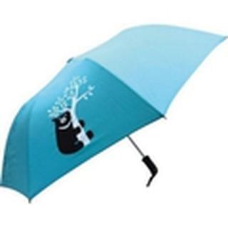 中鋼黑熊雨傘/自動傘/折傘