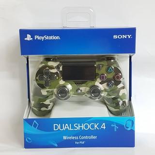 [PS4 周邊] DUALSHOCK4 無線控制器 手把 搖桿 綠迷彩