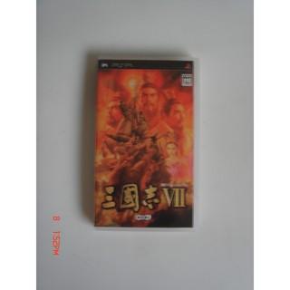 PSP 三國志7 三國志 VII