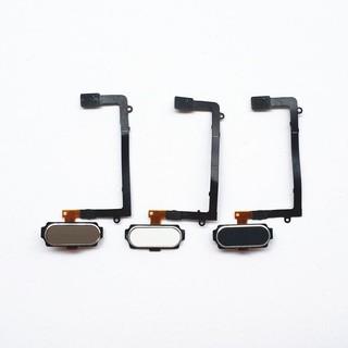 三星S6 edge + G920F G9200 G9250指紋識別G9280排線home返回按鍵