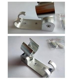 太空鋁支架 角度可調整 蓮蓬頭支架 花灑座 底座支架 蓮蓬頭支架
