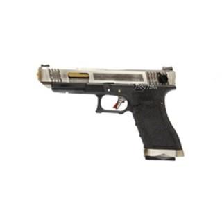 < 2館 > WE G35 瓦斯槍 戰鬥能量 SG(BB槍BB彈玩具槍直壓槍模型槍手槍克拉克葛拉克GLOCK35