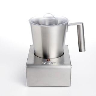 【82LiFE】冰溫熱不鏽鋼電動奶泡壺(WJ-8203)加購磨豆機+500元/不可超取
