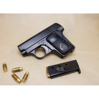 < WLder > FS 柯特 .25 全金屬 操作槍(模型槍子彈拋殼掌心雷COTL.25點25跳殼模擬槍仿真槍