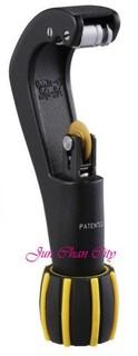 《中型彈簧式切管刀》智慧型專利彈簧切管刀 自動進刀 黑鑽 4-32mm 銅管 鋁管 切管器 冷氣冷凍空調專業工具