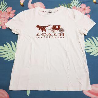 Coach 恐龍刺繡上衣