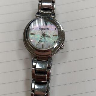 Citizen 光動能手錶(女用) 附剩餘錶帶