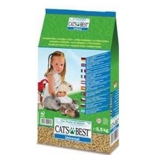 德國凱優CAT S BEST 藍標粗松木屑砂貓砂10L 本 都以破壞袋寄出