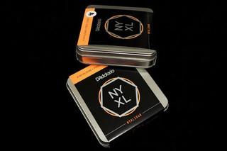 大鼻子樂器 免運 公司貨 贈 夾式調音器 DAddario NYXL10-46 鐵盒精裝 4包裝 CT12