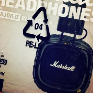 Marshall Major II Bluetooth 藍牙耳罩式耳機