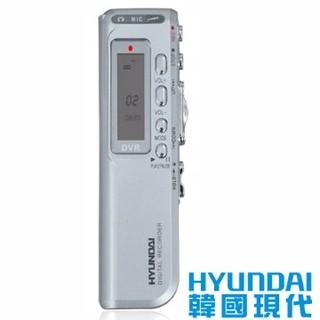 HYUNDAI現代數位智能錄音筆8GB HYM-N100【AE11089】