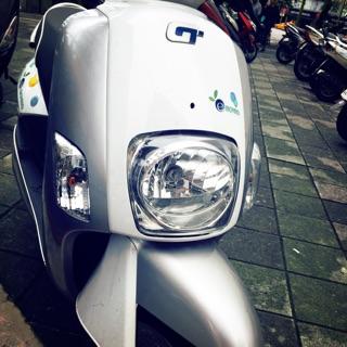 中華e-moving 電動機車