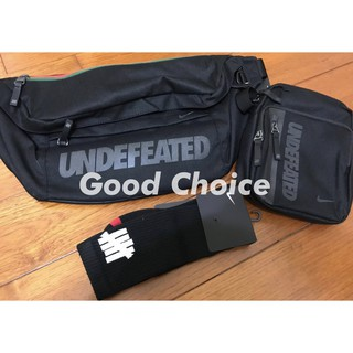 UNDEFEATED X NIKE TECH CROSS BODY MESSENGER BAG BA5799-010