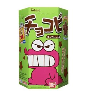 Tohato東鳩蠟筆小新巧克力餅