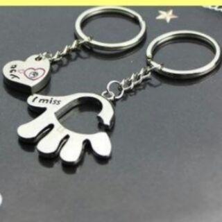 捧在手掌心造型鑰匙圈/婚禮小物/二次進場/探房禮/迎賓小物/姊妹禮