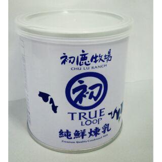 初鹿煉乳400g/罐