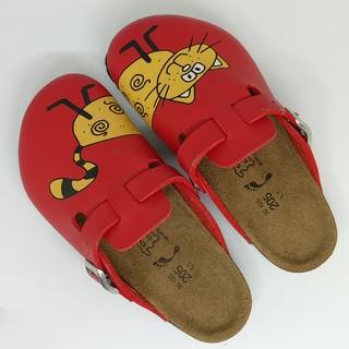 Boston兒童勃肯鞋