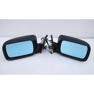 4線【E34 後視鏡 左右組】BMW 525 520 530 照後鏡 後照鏡 馬達 後視鏡片 後視鏡玻璃 鏡片玻璃 電動