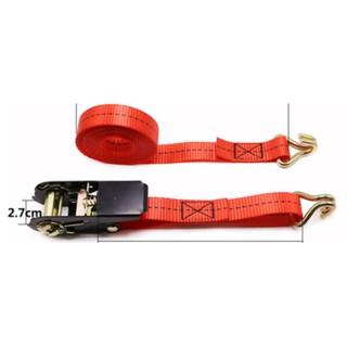 多色 隨機發 一套 貨物 綑綁帶 汽車綑綁器 拉緊帶 貨物固定 2.5寬 3.6寬  緊繩器 棘輪收緊器