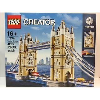 [必買站] 全新 樂高 LEGO 10214 Tower Bridge 倫敦塔橋