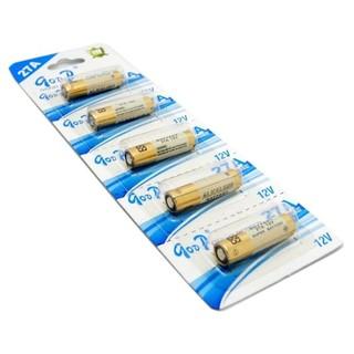 汽車遙控器電池 27A DC12v適用汽機車防盜器遙控器 電動鐵捲門遙控器鹼性電池(單顆)