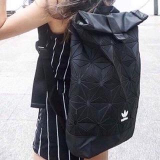 Adidas Bag 三宅ㄧ生 黑色 包包