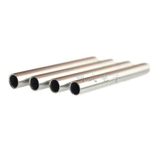 現貨 溫度感測器 PT100 DS18B20 不銹鋼套管盲管 保護套 6×50  w3 [269619-040]  。
