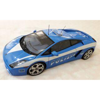 AUTOart 1/18 藍寶堅尼 Lamborghini Gallardo LP560 警車