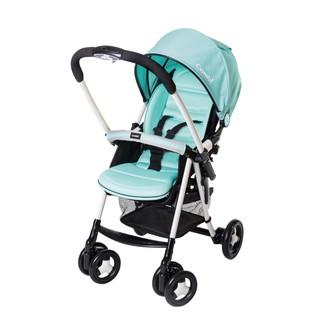 Combi Urban Walker Lite MC 城市輕休旅手推車/嬰兒手推車 風象綠