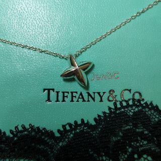 Tiffany&Co正品超低價星型項鍊北極星海星