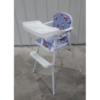 台灣製造~兒童餐椅,兒童吃飯高腳折疊用餐椅,大餐盤可往後掀動收折不佔空間