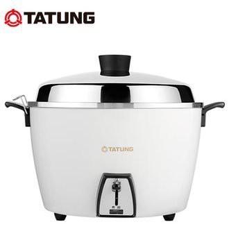 【連芳電器】大同tatung 10人份電鍋 簡配 不鏽鋼內鍋 TAC-10L-MCW