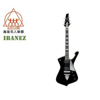 【IBANEZ旗艦店@高雄名人樂器】2019 Ibanez 全新 正日本製 PS10-BK 電吉他