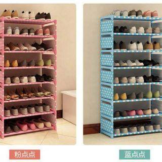 八層鞋架  儲藏 收納