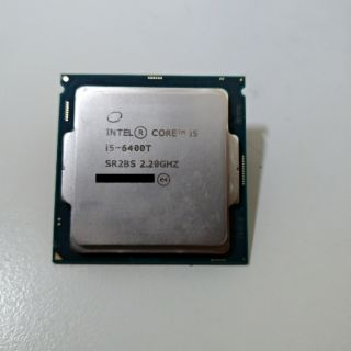 Intel Core i5-6400T 2.2G SR2BS 四核四線 35W 內建HD Graphics 530