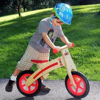 ((兒童節禮物))((全新))ZUM 木製滑步平衡車