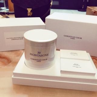全新 Dior 香氛蠟燭 香皂禮盒