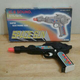 (早期玩具)SPACE GUN雷射槍