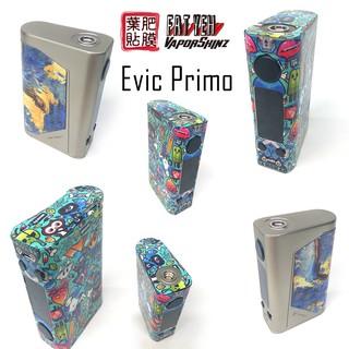 [葉肥包膜] Evic Primo 客製化 電子菸 包膜 貼紙 貼膜 RDA RTA 霧化器